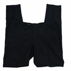 Ted Baker London Men's Dress Pants Black New Sz 38